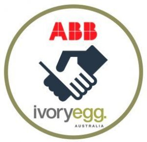 ABB announces strategic partnership with Ivory Egg