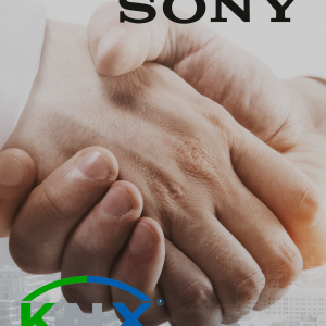 KNX welcomes Sony as 500th member
